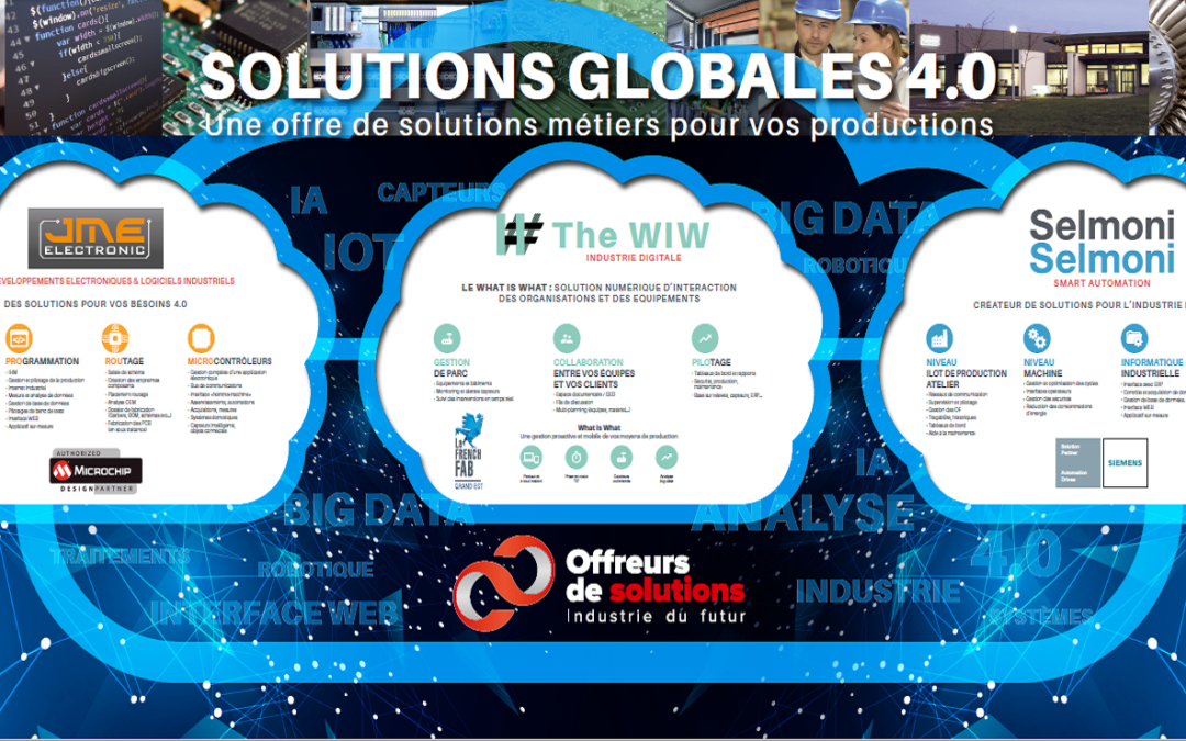 """Global Solutions 4.0"" unveiled during BE 4.0 exhibition"
